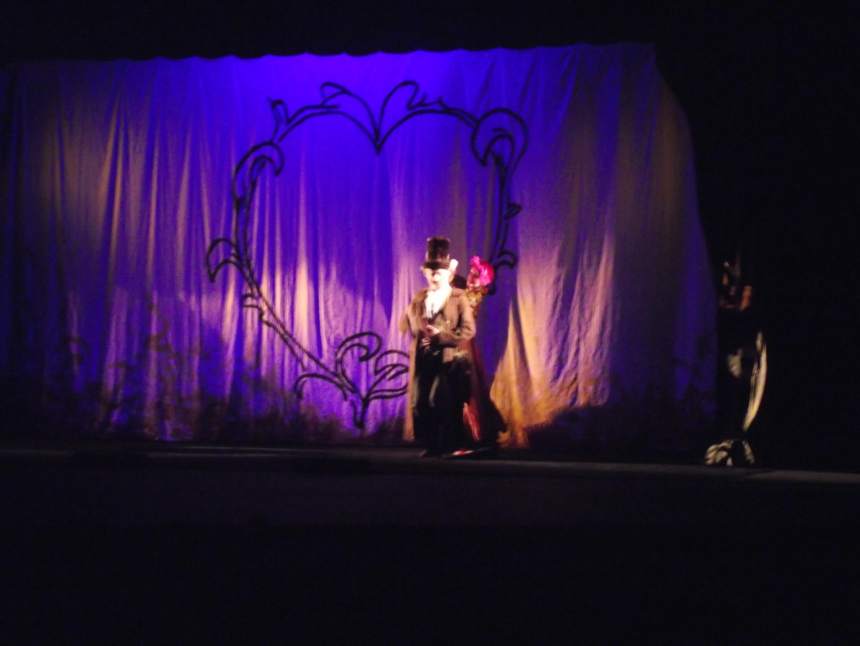 """La bicicleta voladora"" aterrizó en el Teatro Teresa ... - photo#17"